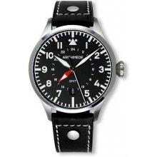 Archimede Pilot 42 GMT - Milanaise náramek