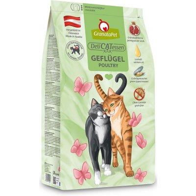 GranataPet DeliCATessen Adult Drůbeží 1,8 kg