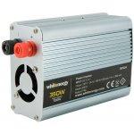 Whitenergy 12V/230V 350W, USB