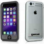 Pouzdro HITCASE Shield iPhone 6/6s - stříbrné