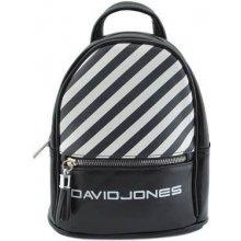David Jones dámský malý batoh X109 X109 černý d16474889e