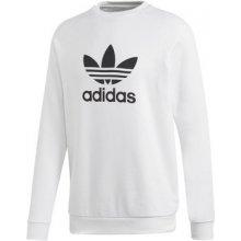 1dff99cc820 Adidas Mikina Trefoil Warm-Up Crew Bílá