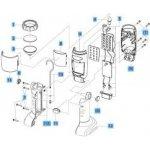 Narex 4. žárovka do svítilny 648283 pro Aku svítilna 0,7A 12V 648275