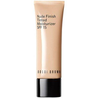 Bobbi Brown bb krém Nude Finish Tinted Moisturizer SPF15 Light 50 ml