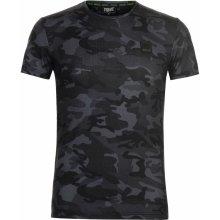 Everlast Premium T Shirt Mens Black Camo