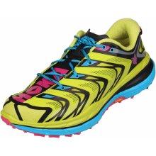 Hoka One One Speedgoat pánská běžecká obuv černá-stříbrná