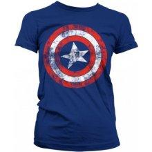 Tričko Captain America dámské