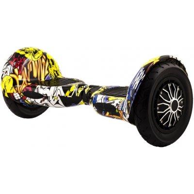 Berger Hoverboard City 10 XH-10 Graffiti