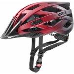 Uvex I-VO CC red black matt 2020