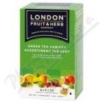 LFH čaj variace zelených čajů 4druhová 20 x 2 g