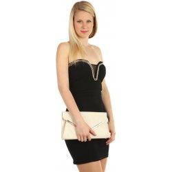 Mini šaty bez ramínek 48307 černá alternativy - Heureka.cz 57e95ed3c7