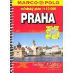 Městské atlasy Praha atlas MP 1:2 knižní