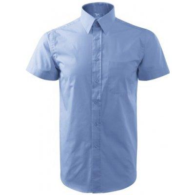 Adler košile short sleeve nebesky Modrá 207 15