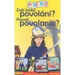 Betexa Pexetrio: Znáš lidská povolání?