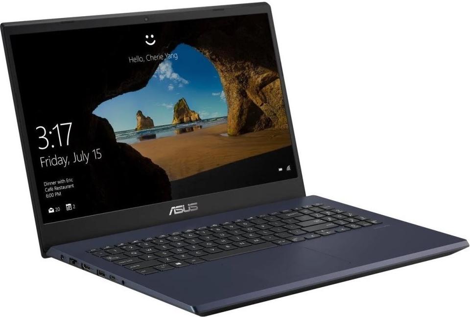 """ASUS X571GD-BQ336T 15,6"""" IPS FHD/i5-8300H/8G/1TB+ 256G SSD/GTX 1050/W10 (Black) - ZPÁTKY DO ŠKOLY"""