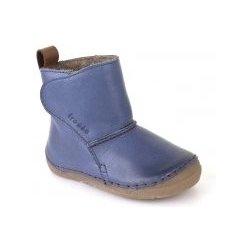 ba657565f83 Froddo kožené zimní boty G2160040-1K Denim dětská bota - Nejlepší ...