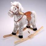 Boncare Houpací kůň Ponty,výška 63 cm