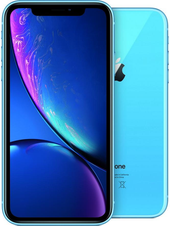 Apple iPhone XR 256GB návod, fotka