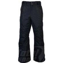 EA7 272154 00020 kalhoty lyžařské černé pánské