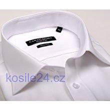 Casa Moda Comfort Fit – bílá košile - extra prodloužený rukáv baf5f966b5
