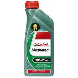 Mazivo, olej, sprej Castrol Magnatec 5W-40, 1 l