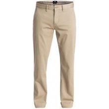 Pánské kalhoty DC WRK SLM CHNO 32 M NDPT TKY0 khaki