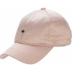 Adidas Originals Kšiltovka Trefoil Satin Cap Pink alternativy ... 64a2b1358c66