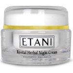 ETANI Revital Herbal Night Cream noční krém 30 ml