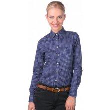 Gant dámská košile tmavě modrá