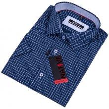 c4ff0c5a3ce Native pánská košile krátký rukáv regular Modrá 120311