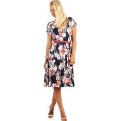 YooY retro šaty s krátkým rukávem i pro plnoštíhlé alternativy ... a63156aff9