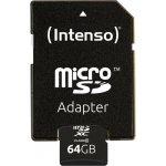 Intenso microSDXC 64GB class 10 3413490