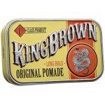 King Brown pomáda na vlasy Original dlouhotrvající 75 g