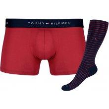 Tommy Hilfiger Dárková sada boxerky a ponožky UM0UM01410-695 Everyday pack