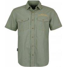 Bushman Pánská Košile Driscoll světle zelená 3f202fc4d7