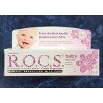 R.O.C.S. Baby Lime-Blossom zubní pasta pro děti 35 ml