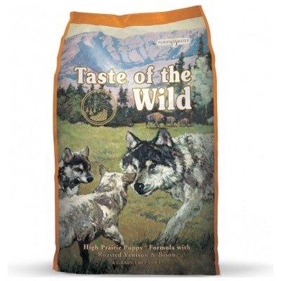 Taste of the Wild High Praire Bizon Puppy 6 kg