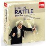 Sibelius Jean: Symphonies No.1-7 -Comple CD