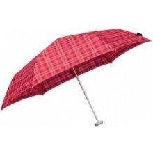Deštník Samsonite Alu Pattern 3 sect. manual flat Vyberte barvu Black/White 59