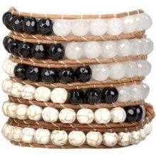 Troli náramek s korálky Vinnetou DY-BL-9103