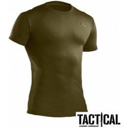 Under Armour Men s Tactical HeatGear® Compression Short Sleeve T-Shirt  Olivová f95520d0cfc