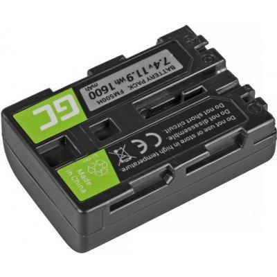 Baterie Green Cell NP-FM500H - Li-Ion 1600mAh - neoriginální