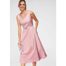 e8abaf3c94cd Guido Maria Kretschmer letní šaty růžová