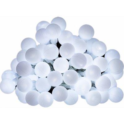 VOLTRONIC Párty LED osvětlení 20 m - studená bílá 200 diod + ovladač
