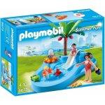 Playmobil 6673 Dětský bazén s klouzačkou