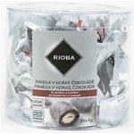Rioba mandle v hořké čokoládě, 50x4g