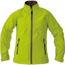 CRV GAULA LADY dámská voděodolná softshell bunda zelená