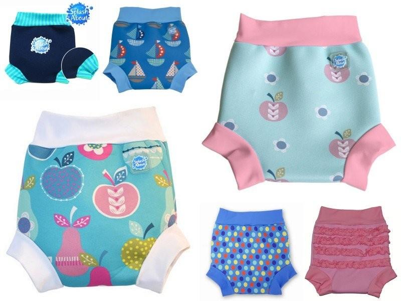 Happy Nappy - kojenecké plavky SplashAbout 49ec7474b5