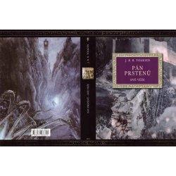 Kniha Pán prstenů: Dvě věže (Argo, ilustrované vydání) - J. R. R. Tolkien
