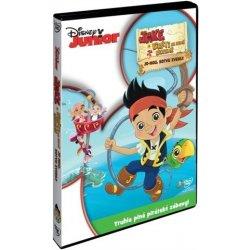 Jake a piráti ze Země Nezemě DVD